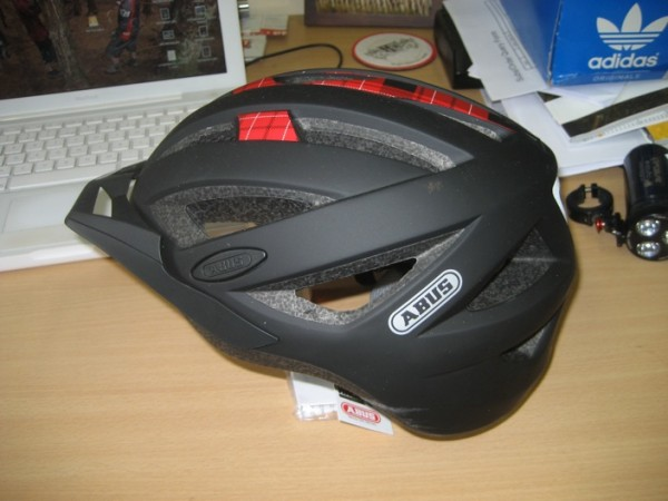 """Abus Urban helmet - we think this might have """"Crossover"""" appeal into the MTB market too."""