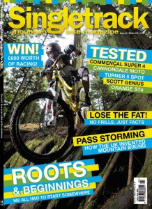 Singletrack Issue 48 on sale March 14th.