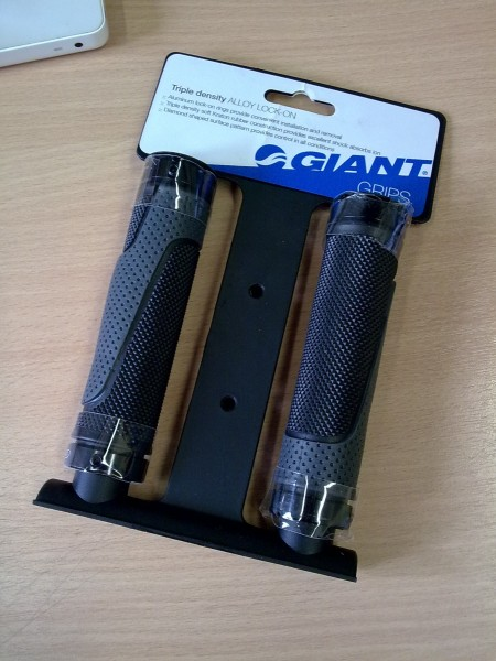 More bits from Giant. This time multi-panel multi-compound locking grips.