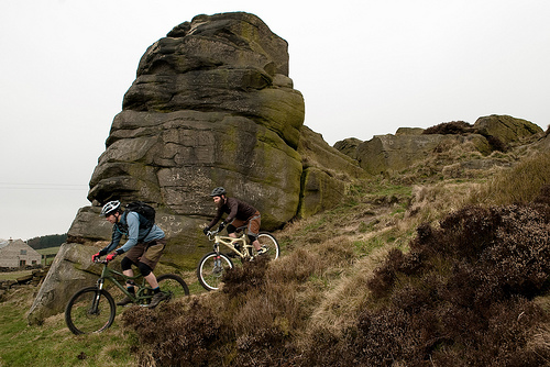 That's the real Great Rock that is. Photo by Benji Haworth.