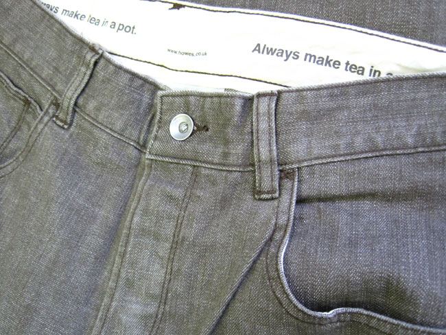 howies jeans