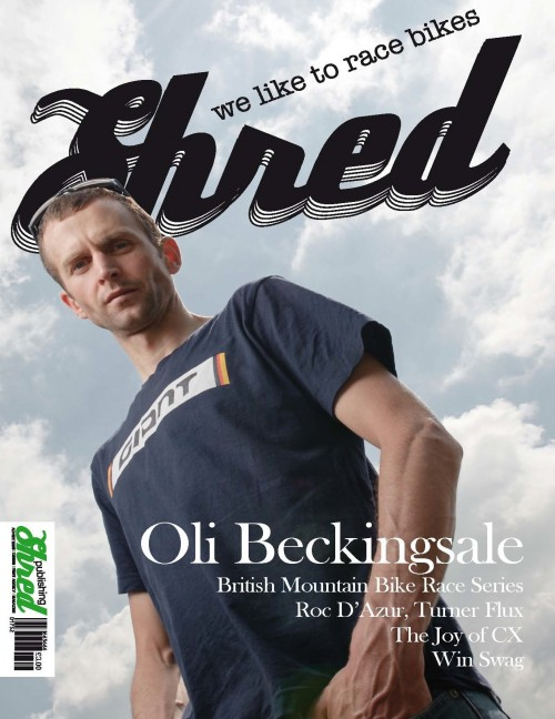 Shred Issue 51 Cover