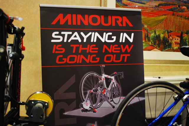 This dark thought was probably in a lot of riders' heads over the Winter grimness.
