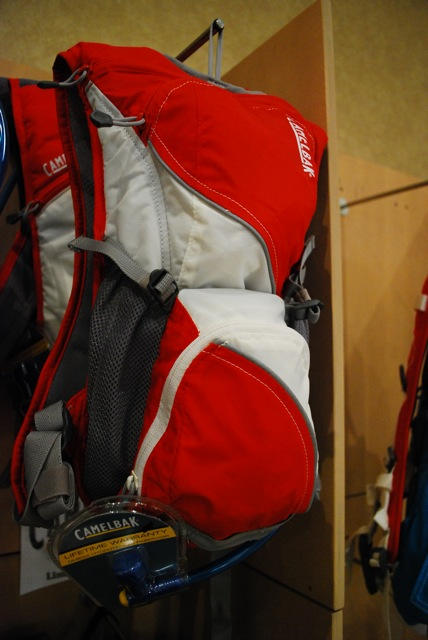 Camelbak's 2010 colour range gets the continued thumbs up from us.