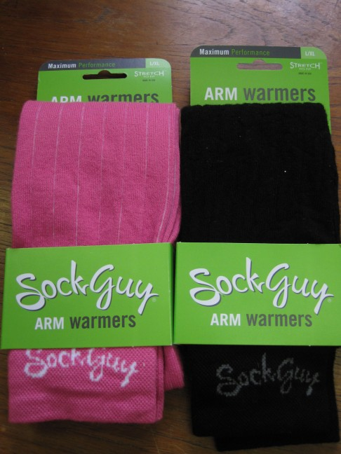 Sock Guy Arm Warmers