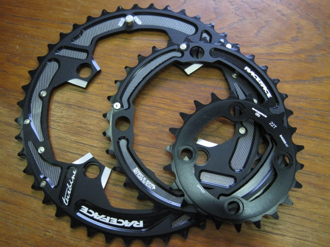 RaceFace Chainring set