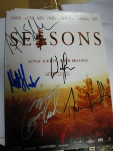 seasons dvd