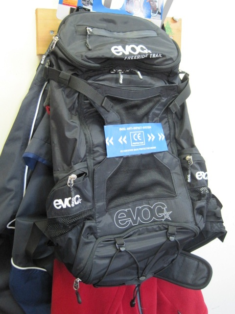 evoc protector backpack