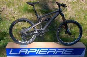 Lapierre 2011: The Spicy - Singletrack Magazine