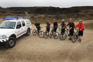 Lee Quarry Mountain Bike Rangers