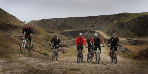 Lee Quarry's Mountain BIke Rangers