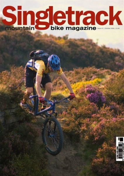 cdd3d69909609 Singletrack Mountain Bike Magazine October 2006
